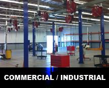 Commercial / Industrial | Esplanade Builders, Inc