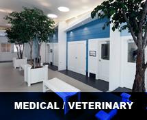 Medical / Veterinary | Esplanade Builders, Inc