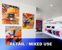 Retail / Mixed-Use | Esplanade Builders, Inc