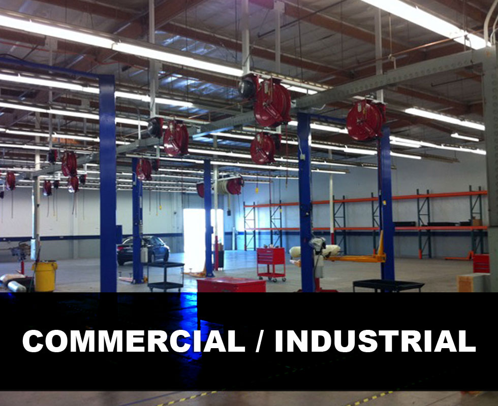 Commercial / Industrial | Esplanade Builders, Inc