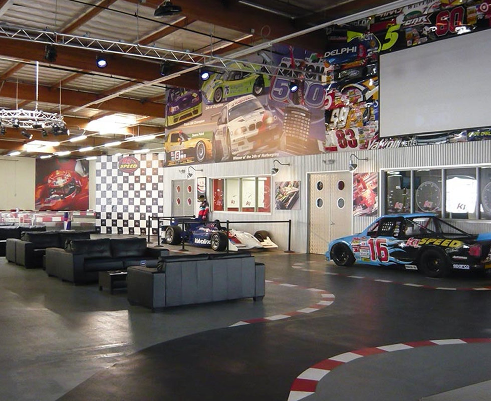 Esplanade Builders, Inc. | Project: K1 Speed