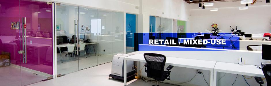 Retail/Mixed-Use - Esplanade Builders, Inc.