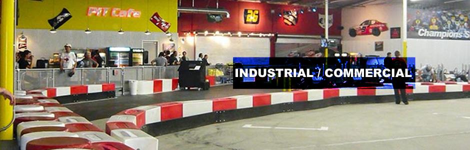 Industrial/Commercial - Esplanade Builders, Inc.