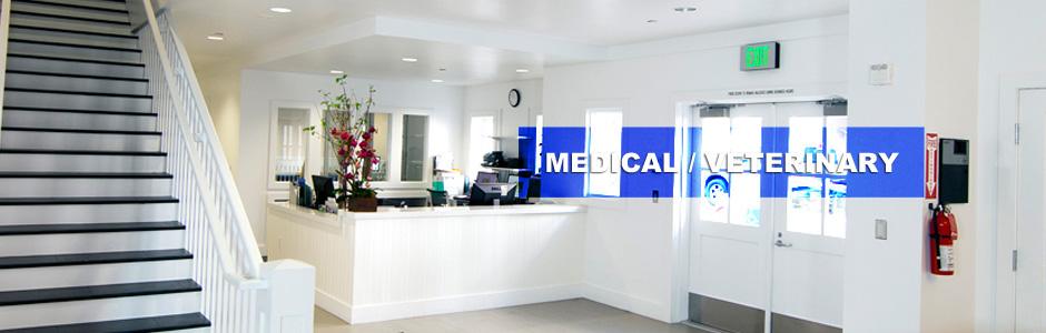 Medical/Veterinary - Esplanade Builders, Inc.