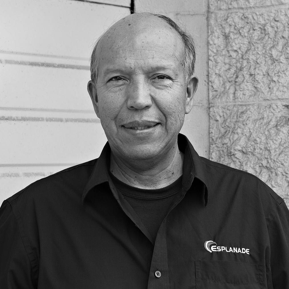 Marco Lira - Superintendent