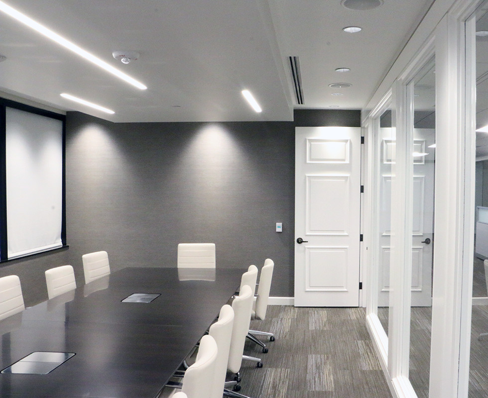 Esplanade Builders, Inc.   Project: Core Commercial Bank