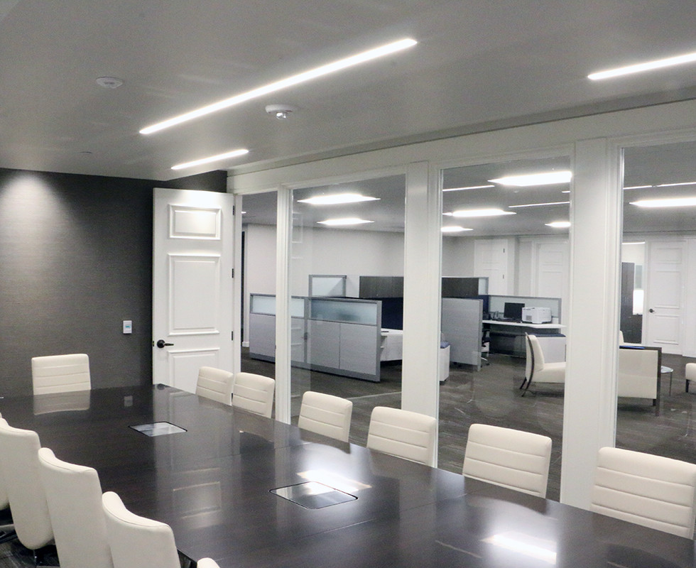 Esplanade Builders, Inc. | Project: Core Commercial Bank