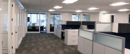 Esplanade Builders, Inc. | Project: Core Commercial Bank