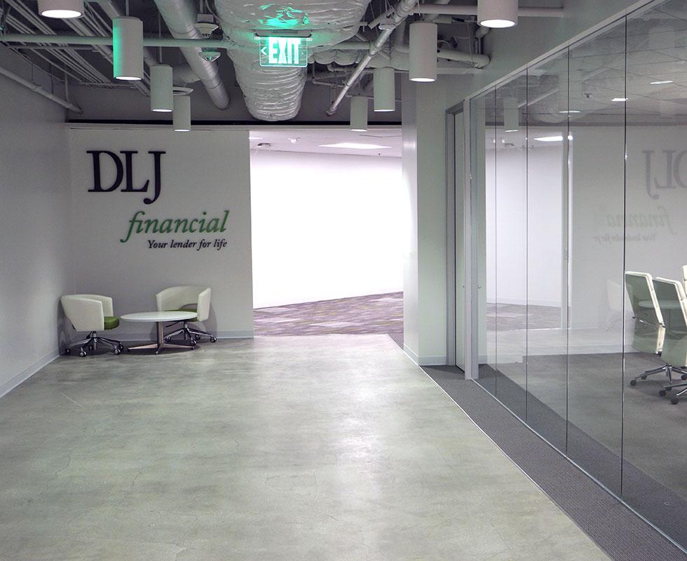 Esplanade Builders, Inc. | Project: DLJ Financial