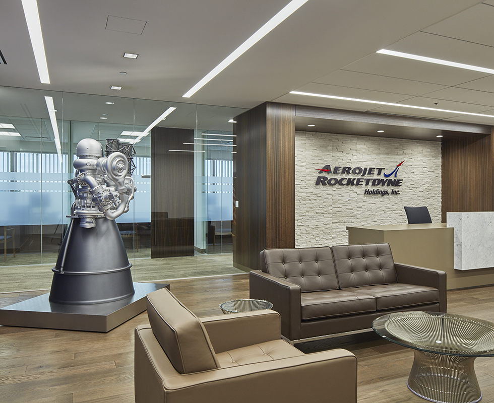 Esplanade Builders, Inc. | Project: Aerojet Rocketdyne
