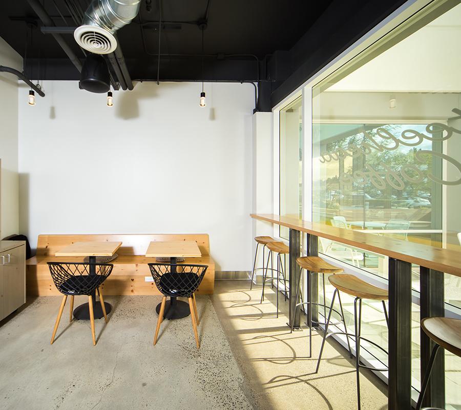 Esplanade Builders, Inc.   Project: Cruzan Cafe