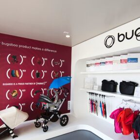 Bugaboo Retail Space