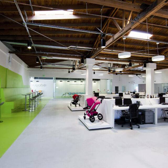 Bugaboo Headquarters Mixed Space - Retail & Office