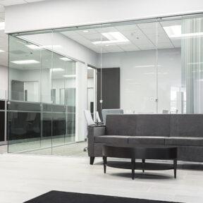 Infinity Bank Lobby