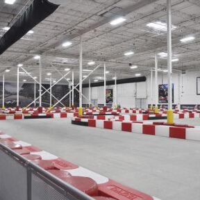 K1 Speedway Indoor Track