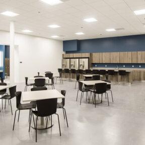 NN Inc. Cafeteria