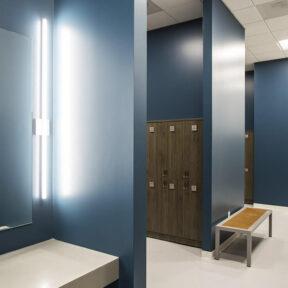 NN Inc. Locker Room