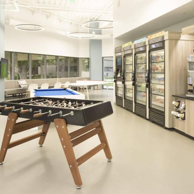 EQ Office Amenity Center